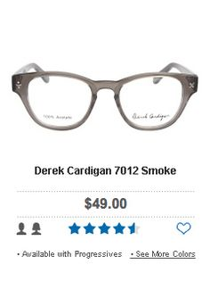 22a63f829f4 Smith Optics Goodwin Eyeglasses