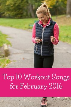 Top 10 Workout Songs