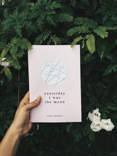 yesterday i was the moon — a collection of poetry by noor unnahar   // books, reading, indie pale grunge hipsters aesthetics tumblr floral aesthetic, bookstagram igreads book, quotes words instagram creative photography ideas inspiration, women writers of color writing pakistani artist //