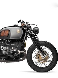 "utwo: "" BMW R75/7 © south garage "" Bike Bmw, Bmw Motorcycles, Custom Motorcycles, Custom Bikes, Custom Cafe Racer, Bmw Cafe Racer, Cafe Racer Motorcycle, Cafe Racers, Garage"