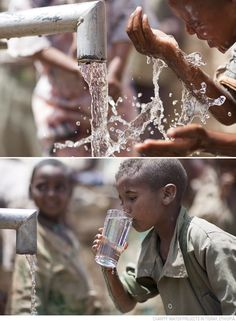 Charity:Water in Ethiopia!