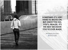 #Quotes   Top 12 quotes about moving on
