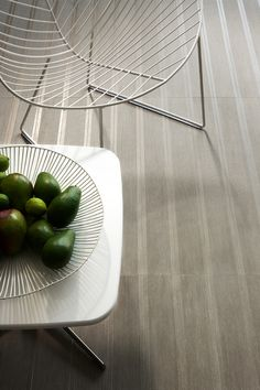 This is not wood, it's ceramic tiles! Deck from collection OPEN Colour Grey :: Margres Ceramic Tiles