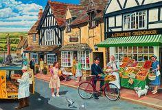 Postmans Round (96 pieces)Image copyright: Trevor Mitchell