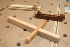 How to use a Kerfmaker (trying to help out!) Blog. - by mafe @ LumberJocks.com ~ woodworking community