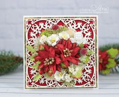 #polandhandmade #cardmaking #christmas