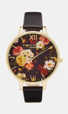 Very classy and chic watch :)