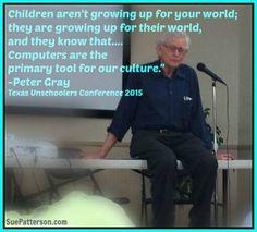 Peter Gray: Videogames   Sue Patterson   Unschooling Tips   New Homeschooler   Unschooled Teens