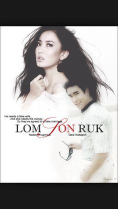 Lom Sorn Ruk (Winds of Hidden Love) - Lom Sorn Ruk - Watch Full Episodes Free… Hidden Love, Watch Full Episodes, Thai Drama, Korean Drama, Tv Shows, Marriage, Movie Posters, Movies, Dramas