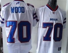 http://www.xjersey.com/bills-70-wood-2011-white-jerseys.html BILLS 70 WOOD 2011 WHITE JERSEYS Only $34.00 , Free Shipping!