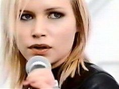 Nina Persson (The Cardigans) Nina Persson, The Cardigans, Platonic Love, My Vibe, Female Singers, Amazing Women, Band, Sirens, Divas