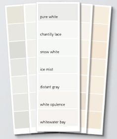 Best White Paint. Which White? Apartment Therapy. Dove White, Decorators  White,