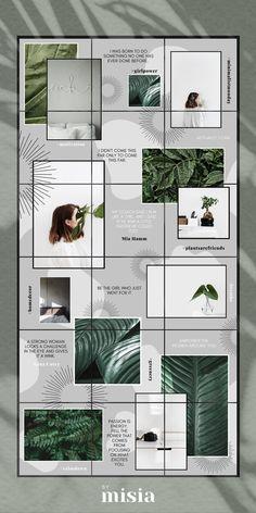Canva Instagram, Feeds Instagram, Instagram Grid, Instagram Post Template, Instagram Frame, Instagram Design, Instagram Posts, Instagram Feed Theme Layout, Insta Layout
