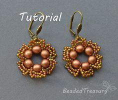 "[](http://2.bp.blogspot.com/-l4U5bgqs93w/VHgkkDOa8cI/AAAAAAAACIs/fuwbp2e3WIk/s1600/CerceiBeady1c.jpg)       ""FLOWER TALE""   beadwoven earrings  FREE TUTORIAL    © 2014 by Iulia Postică   from BeadedTreasury.com"
