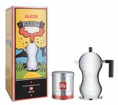 Pulcina Espresso Maker By Michele De Lucchi