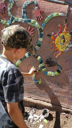 Penny Park Many Hands Mural Camp 2012