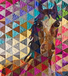 Horse Quilt- would love to make this for Ryan