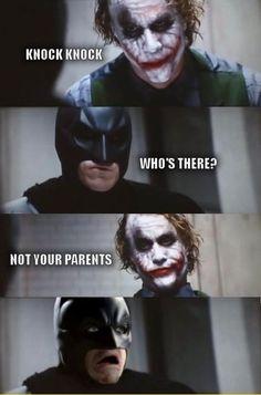 Funny Batman Joker Memes