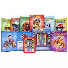 Buy PAW Patrol Junior Me Reader | Interactive learning toys | Argos Interactive Stories, Interactive Learning, Learning Toys, Alphabet Cards, Early Readers, Amazing Adventures, Paw Patrol, The Book, 3 D