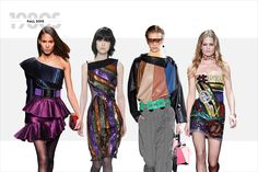 From 1980s to fur, check out the top 10 Fall 2015 fashion trends.