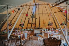 Is a Tipi Wedding For You? - Sami Tipi Tipi Wedding, Home Wedding, Wedding Colors, Wedding Styles, Belmont House, Outdoor Wedding Inspiration, House Cake, Giant Balloons, Opening Day