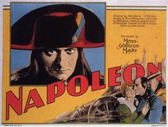 Napoleon.....French Silent Film Classic...directed by Abel Gance