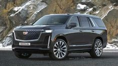 Cadillac Escalade, Cadillac Ats, Cadillac Fleetwood, Best Luxury Cars, Luxury Suv, Luxury Homes, Models Men, Mini Car, Arquitetura
