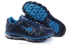 429889-440 Nike Air Max 2011 Binary Blue Imperial Blue Mens 2014