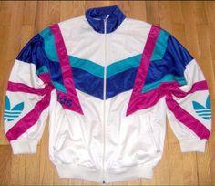90s windbreaker