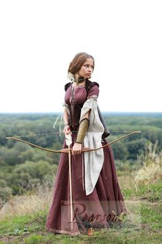 http://www.pearsonsrenaissanceshoppe.com/archeress-corset-set.html