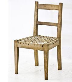 [CRAFT+DESIGN] Pierre Cronje Karoo-chair-riempie