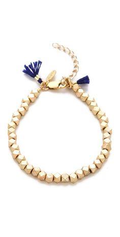 Shashi Nugget Clasp Bracelet | SHOPBOP