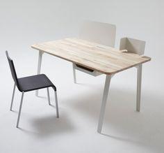 Mantis desk by Samuel Wilkinson  Case Furniture   casefurniture.co.uk