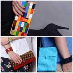 The new fashion accessory, bag of Lego http://veu.sk/index.php/aktuality/443-novy-modny-doplnok-kabelka-z-lega.html #the #new #fashion #accessory #bag #lego