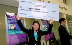 You Deserve It: 17-Year Old High Schooler Wins $100K For Designing Cancer-Fighting Nanoparticle