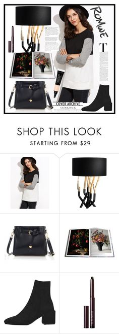 """""""Romwe."""" by natalyapril1976 on Polyvore featuring Laura Mercier"""