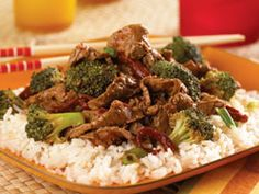 Quick Beef with Broccoli  you can all enjoy this home-cooked quick beef with broccoli dinner together.  Fast and EASY