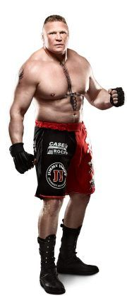 Brock Lesnar Real Name: Brock Lesnar Hometown: Minneapolis, Minnesota Weight: 292Ibs