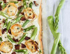 Pizza-Bianca-Spargel Ziegenkaese-12
