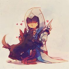 by chienoir on DeviantArt Assassins Creed Funny, Assassins Creed Cosplay, Assassins Creed Series, Assessin Creed, All Assassin's Creed, Cry Of Fear, Fandoms, My Spirit Animal, Game Art