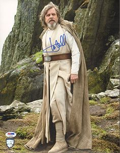 "MARK HAMILL Signed ""Luke Skywalker"" STAR WARS 11x14 Photo PSA/DNA #AC94600"