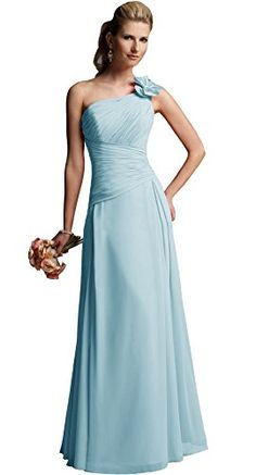 Fashion Plaza Chiffon One-shoulder Bridesmaid Formal Evening Party Dress D0182 (US10, Light Sky Blue) Fashion Plaza http://www.amazon.com/dp/B00MHGWKY4/ref=cm_sw_r_pi_dp_BWZ.tb0DKJZGR