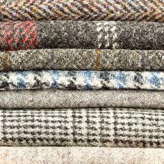 Charcoal-grey-tweed-fabrics