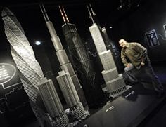 LEGO® Architecture: Towering Ambition' Exhibition, National Building Museum, until 09.03.12.