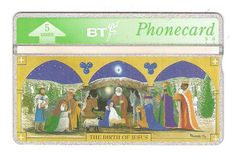 Card number BTG417. 1,000 issued in 1994. Control number 450G07548.