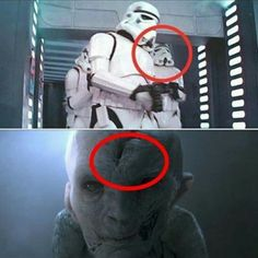 Star Wars humor. It's the best star wars theory hahaha