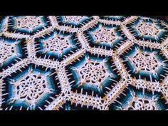 Crochet Afghans, Throws & Blankets - YouTube