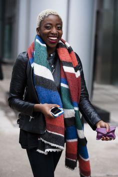Street Style, Toronto: 41 vibrant, celeb-filled shots outside Fashion Week | At the shows | FASHION Magazine |