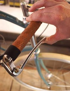 nice brake handles brand?