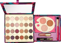 The Tarte Tarteist Paint Palette Collector's Set ($49) as well as the Tarte Double Duty Beauty Don't be Afraid to Dazzle Contour and Highlight Palette and